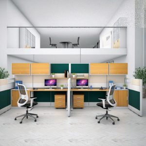E-System Open Plan Series